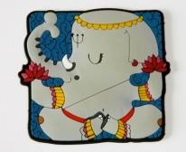 Traditional Ganesha Magnet
