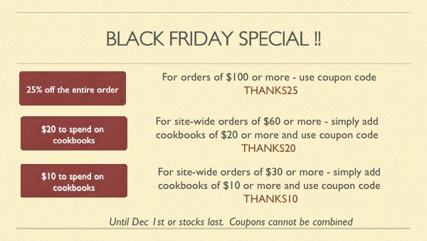 Black Friday Deal!
